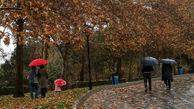 پاییز پر بارش در انتظار ایلام میباشد