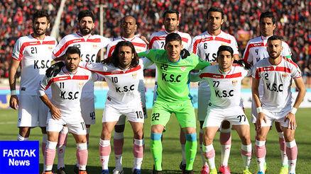 ترکیب فولاد خوزستان برابر پرسپولیس اعلام شد