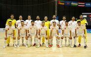 پیروزی تیم ملی فوتسال ایران مقابل آمریکا/ کسب دومین برد پیاپی