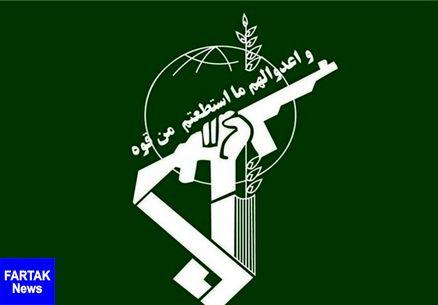 کمکچهل میلیارد ریالی نیروهای سپاه به سیل زدگان
