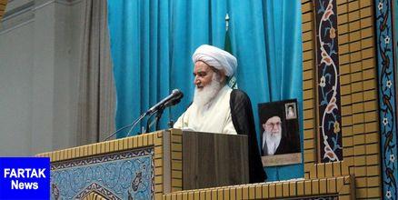 امام جمعه کرمانشاه:  آمریکایی ها را به دریوزگی انداختیم