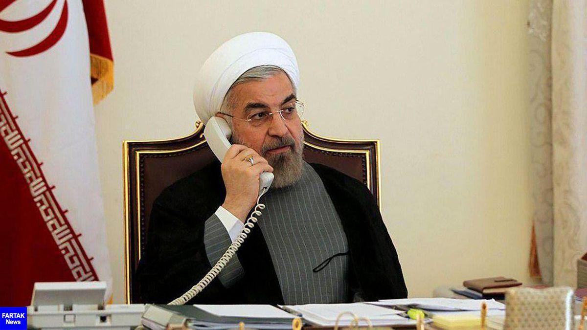 روحانی:  همکاری همه کشورهای منطقه با هم، موجب ثبات منطقه است