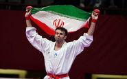سومی ایران با ۲ طلا و یک برنز  در لیگ جهانی کاراته
