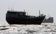 به علت طوفانی بودن دریا؛ کشتی باری در خلیج فارس غرق شد