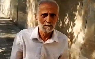 مدال تاکسیران برتر به گردن پیرمردی که عمریست جویای نان حلال است