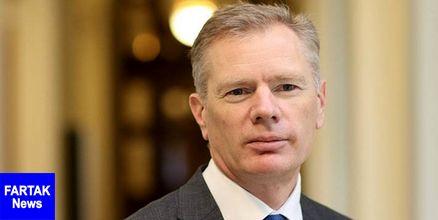 سفیر بریتانیا در تهران: برای کووید-۱۹ مرزهای ملی معنایی ندارد
