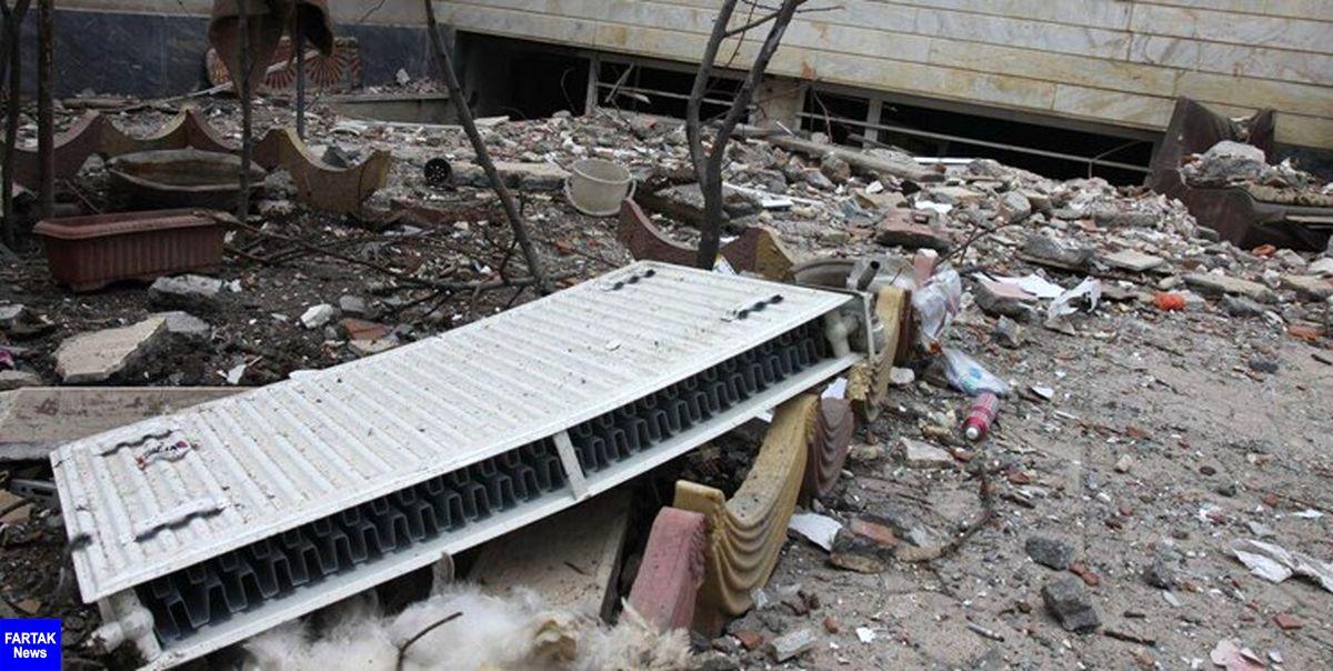 انفجار منزل مسکونی در ایلام