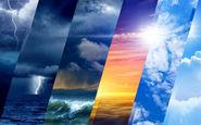 آخرین وضعیت آب و هوای کشور در ۲۰ آذرماه