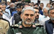 واکنش فرمانده سپاه خوزستان به اقدام مذبوحانه آمریکا: اقدامات آمریکا علیه ایران نشان از ضعف دشمن دارد