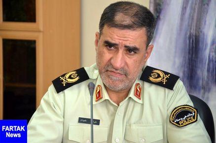 دستگیری 28 مجرم و شرور سابقه دار در کرمانشاه/کشف 24 عدد مدارک شناسایی جعلی