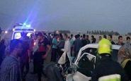 مرگ دردناک ۴ نفر در یک حادثه فاجعه بار + عکس وحشتناک