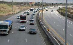 ترافیک روان در همه جاده های کشور