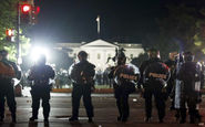 خیابانهای اطراف کاخ سفید مسدود شد