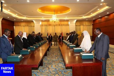 دولت سودان سوگند یاد کرد/توافق بر سر مذاکره مستقیم با گروههای مسلح