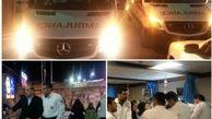 یک کشته و ٢٣ زخمی در برخورد اتوبوس با سمند در محور بم-کرمان