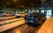 تست صدای اگزوز خودروها در مراکز معاینه فنی