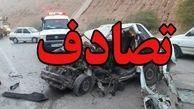تصادف ۳ دستگاه خودرو در مینودشت با ۱۳ مصدوم