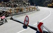 محور مسجدسلیمان به شهرکرد مسدود شد