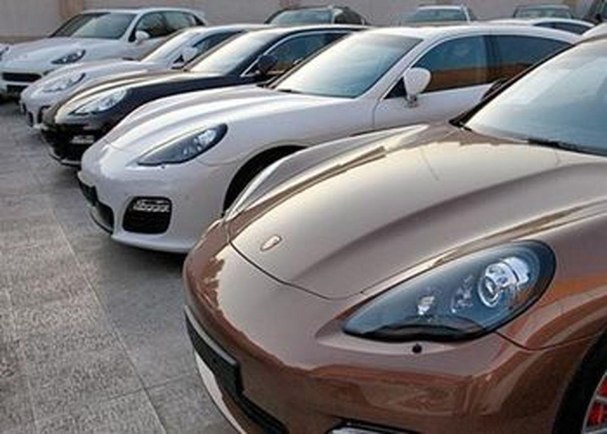 ٣ بار تأیید و تکذیب / ماجرای ادامه دار خودروهای لوکس قاچاق