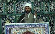 شهید سلیمانی اولین و بزرگترین شهید گام دوم انقلاب است/ انتقام از آمریکا نباید عقب بیافتد
