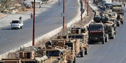 ترکیه حمله به کاروان نظامی خود در سوریه را تایید کرد