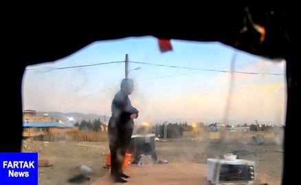 آخرین وضعیت توزیع سوخت، گاز و برق درپی زلزله گیلانغرب