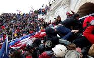 بازداشت بیش از ۱۰۰ نفر در حمله طرفداران ترامپ به ساختمان کنگره