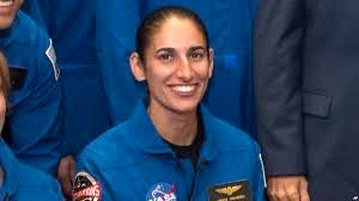 دختر ایرانی در فهرست فضانوردان ناسا (+عکس)