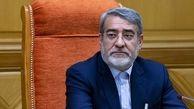 وزارت کشور: رحمانی فضلی شب اجرای طرح سهمیه بندی بنزین از محل وزارت کشور با استانداران در ارتباط بود