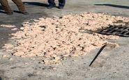 شناسایی سالن غذاخوری متخلف در کرمانشاه/ بیش از 98 کیلوگرم گوشت چرخ کرده غیربهداشتی کشف شد