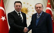 رئیس جمهور ترکیه با ایلان ماسک گفتوگو کرد