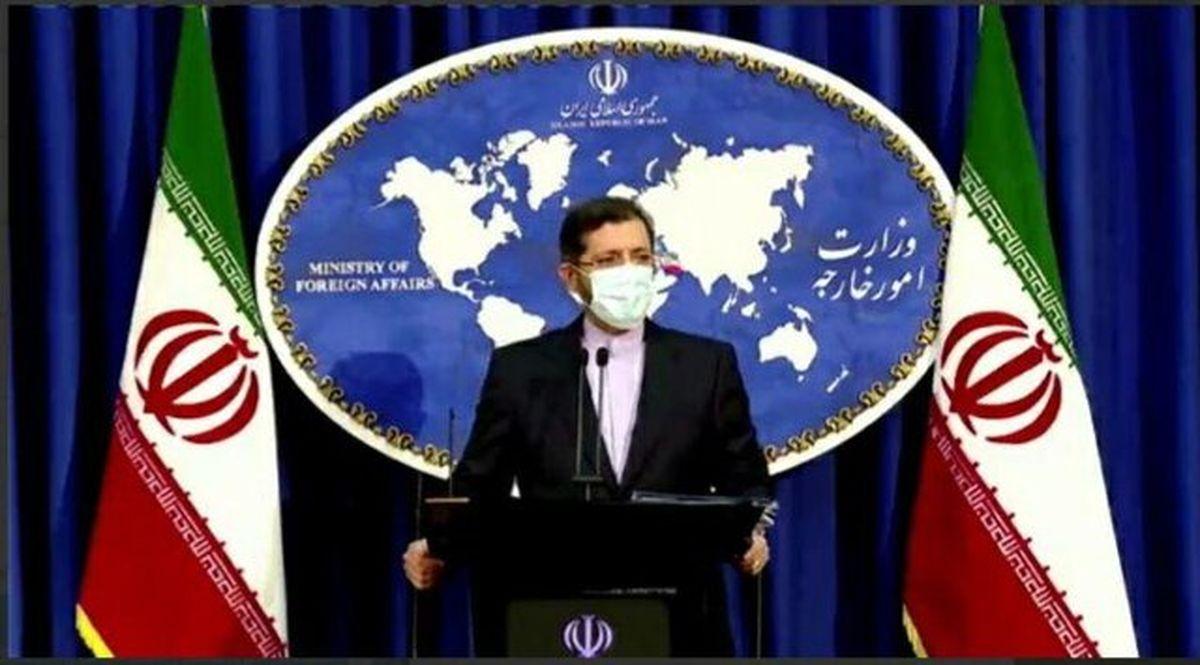 خطیبزاده از برگزاری دور پنجم مذاکرات وین خبر داد