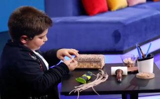 کودک ۸ ساله ایرانی، افتخار هنر معرق!