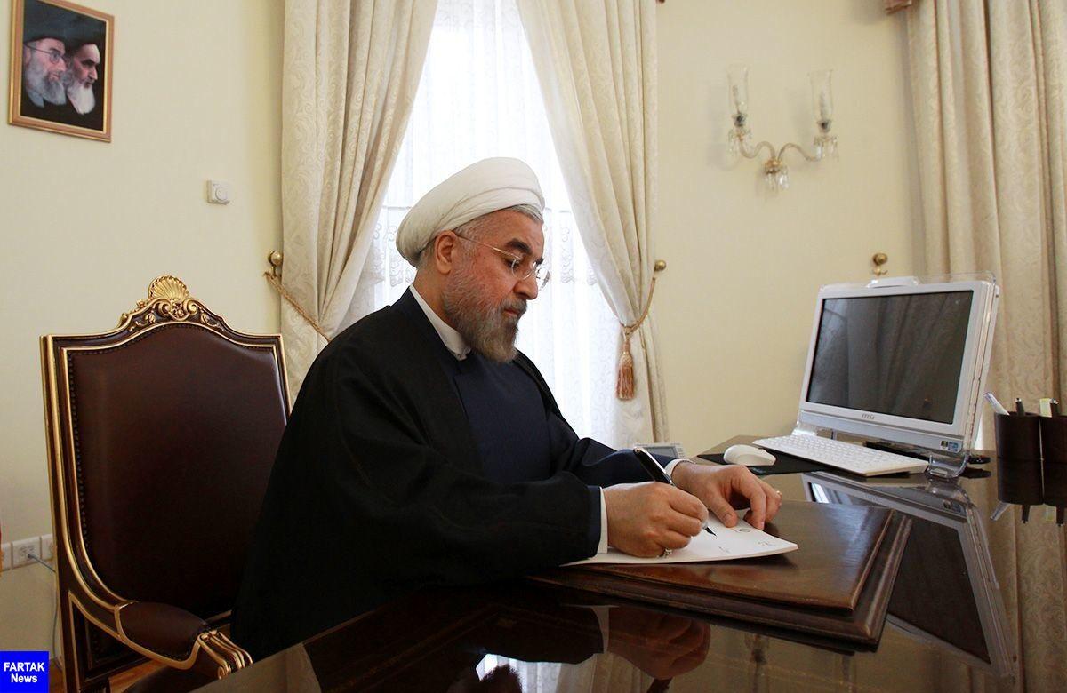 روحانی انتخاب مجدد امامعلی رحمان را بهعنوان رئیس جمهور تاجیکستان تبریک گفت