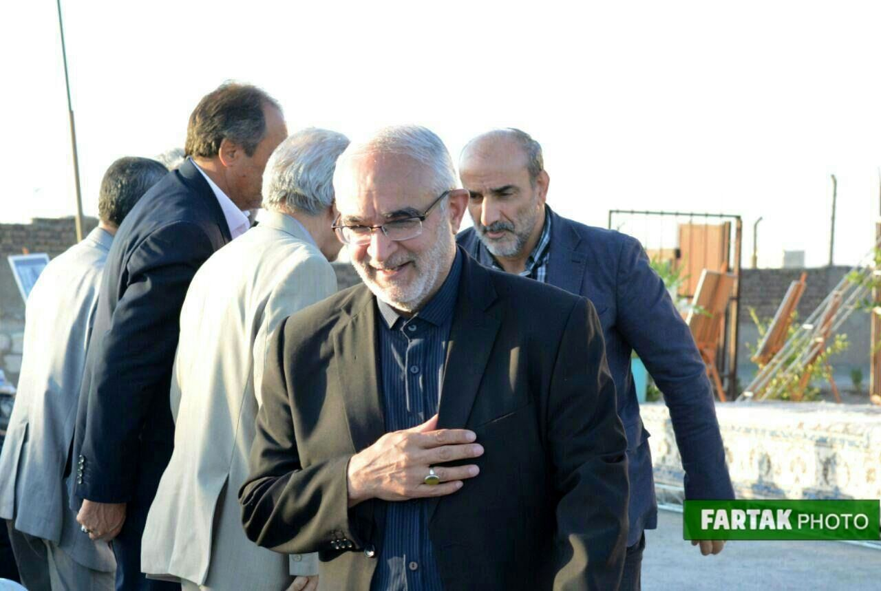 آیین بزرگداشت سردار یارمحمدخان کرمانشاهی
