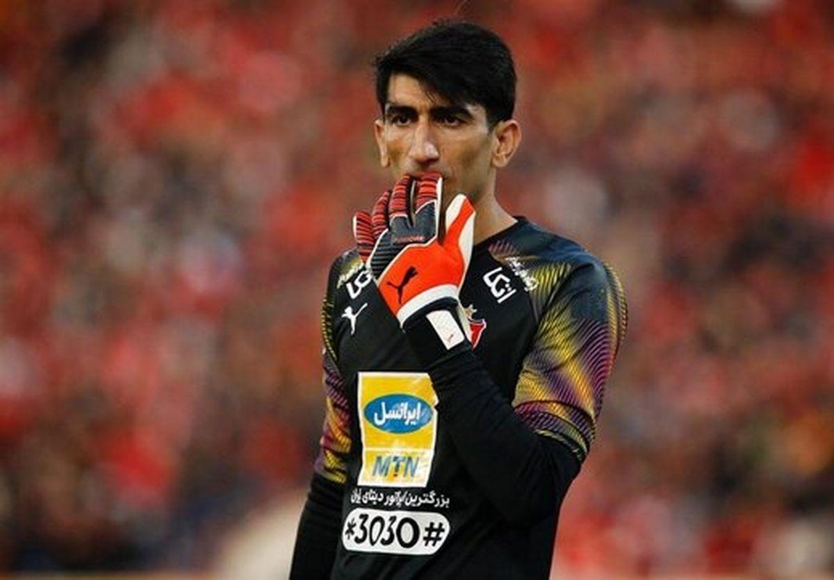 ستاره سابق استقلال هم تیمی جدید بیرانوند در بلژیک
