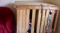برملا شدن راز 2 پسر بچه در زندان زن و مرد کشاورز توسط پلیس