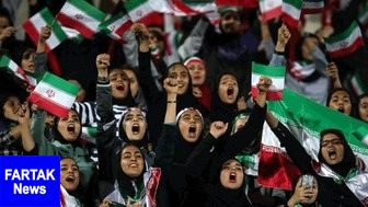 واکنش فرمانده یگان ویژه ناجابه حضور زنان در استادیوم