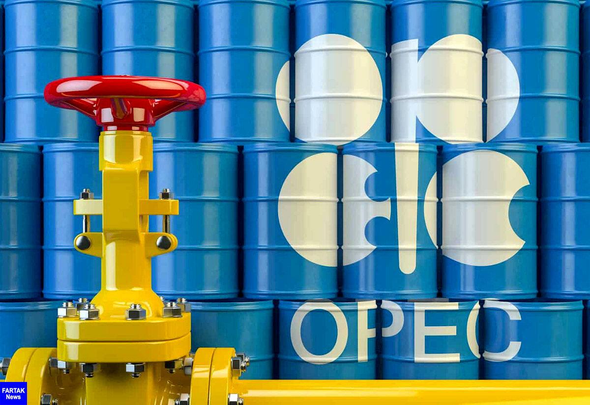 افزایش نیم میلیون بشکه ای تولید نفت کشورهای اوپک در ماه ژوئن
