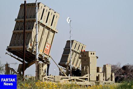 اسرائیل از بیم انتقام حماس سامانه گنبد آهنین را تقویت کرد