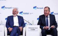 دفاع ظریف از گفتمان صلح در نشست والدای مسکو