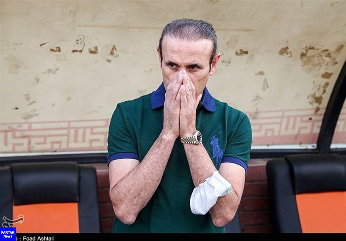 غیبت گلمحمدی در دیدار برابر ماشین سازی