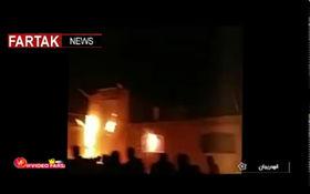 ۶ کشته در ناآرامیهای دیشب قهدریجان اصفهان + فیلم
