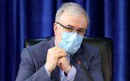 وزیر بهداشت راضی از روند واکسیناسیون