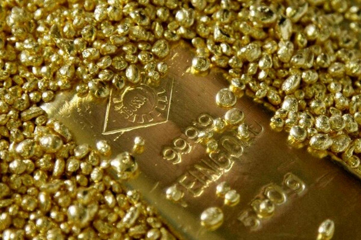 طلا بالا رفت