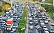 اعمال محدودهای ترافیکی به دلیل کنکور در محورهای قائمشهر و فرحآباد