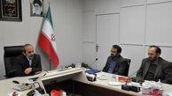 مدیر رادیو پشتوی معاونت برون مرزی رسانه ملی تودیع شد
