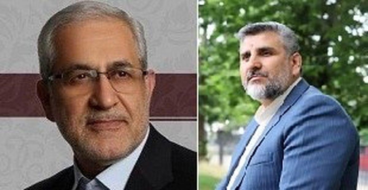 تبریک دکتر علیرضا شهرستانی به دادستان دیوان محاسبات کل کشور