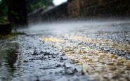 بارش باران و برف در جادههای 6 استان