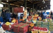 عرضه سیب و پرتقال تنظیم بازار در بازارهای میوه و تره بار+قیمت